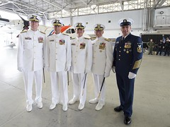 MCPOCG Leavitt attends D7 Change of Command - 2