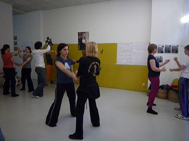 2010 年 5 月東德婦女學校教學剪影