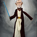 Small photo of Obi-Wan Kenobi / Alec Guinness