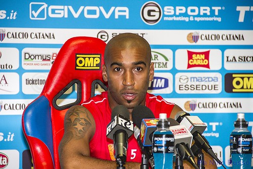 """Catania, Rolin: """"Situazione difficile in difesa, dobbiamo lavorare""""$"""