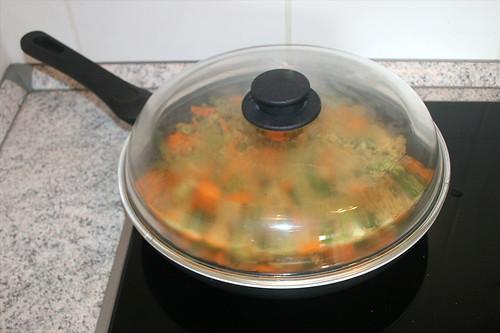 25 - Geschlossen quellen lassen / Let soak closed