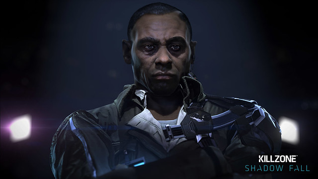 Killzone: Shadow Fall on PS4