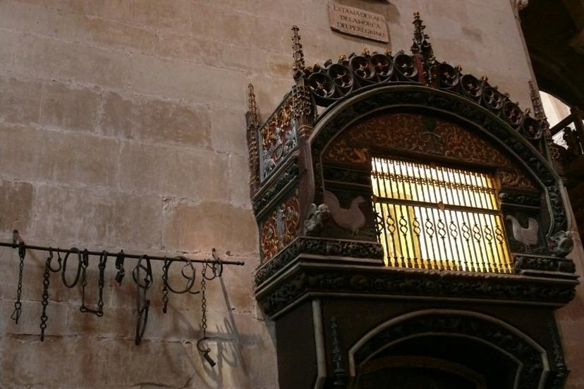 El gallinero de la Catedral. Autor, Calafellvalo