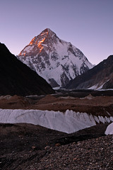 113- Last light on K2