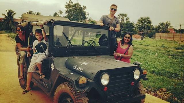 Family Strupler Jeep