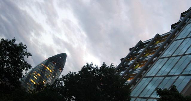 Office buildings London