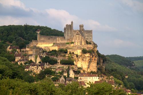 Château et village de Beynac (24) by montestier