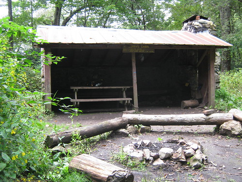 Jerry's Cabin Shelter