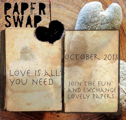 Paper swap october