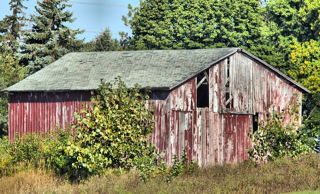 Old Barn HDR 20130904