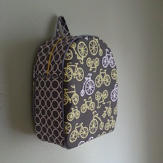 Toddler Backpack, Bicycles