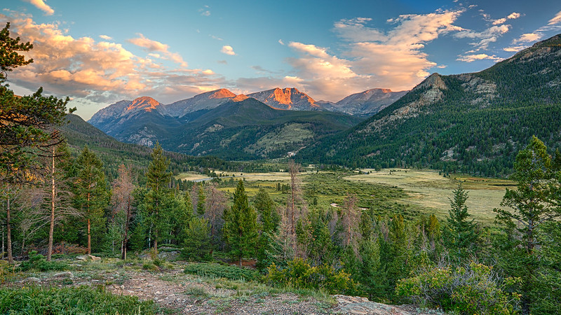 Top 10 US National Parks: Rocky Mountain National Park