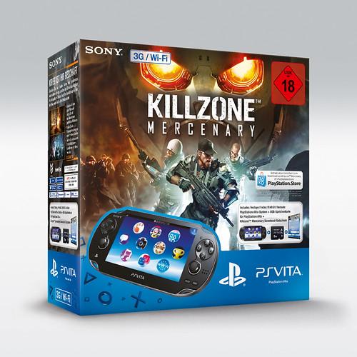Killzone Mercenary PS Vita Bundle USK