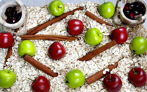 Mixed Beans &amp- Peas Sensory Tub | Learning 4 Kids