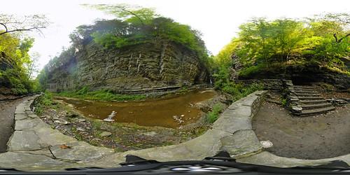 panorama watkinsglen equirectangular