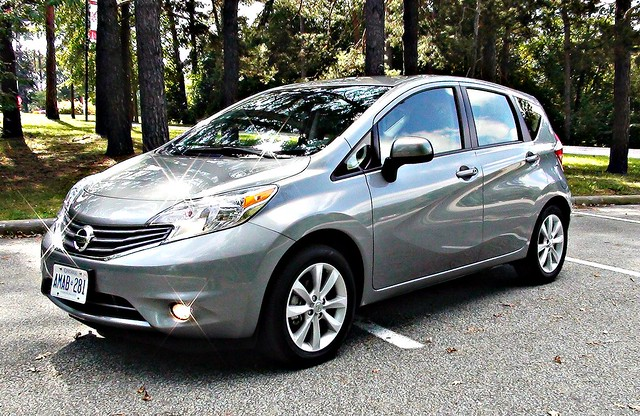 2014 nissan versa note the review and photo gallery flickr photo sharing. Black Bedroom Furniture Sets. Home Design Ideas