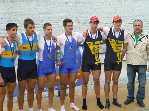 RV-Albatros bei den Croatia Open 2014