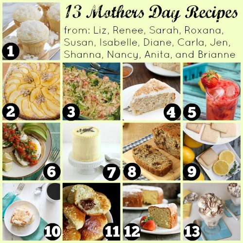 Mothers Day Photo Collage