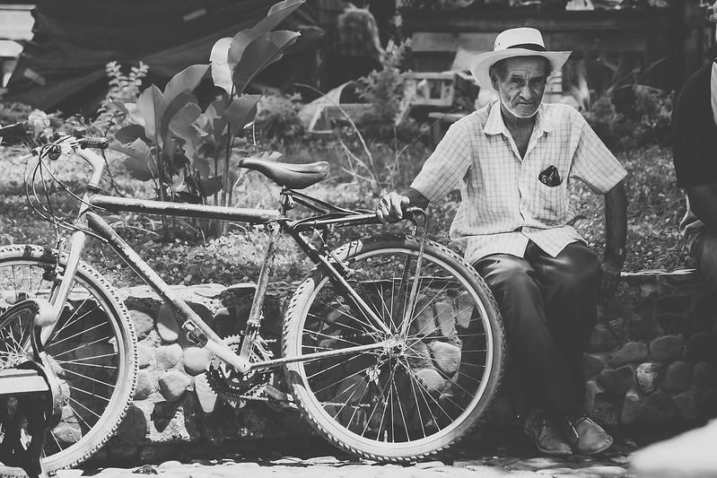 El de la bici