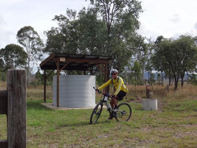 Water Tank near Toogoolawah