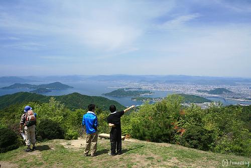 Mt. Ege Park Panorama spot