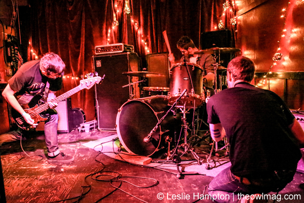 Their/They're/There @ Thee Parkside, SF 5/21/14
