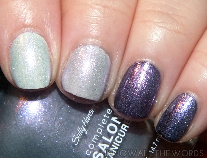 sally hansen complete salon manicure pastels on point - take the leap(5)