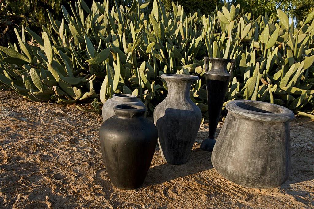 Alter Vase, Sidon Vase, Ginger Jar, Standing Spike Urn & Temple Urn