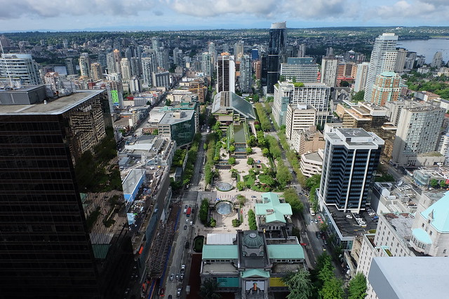Robson Square.