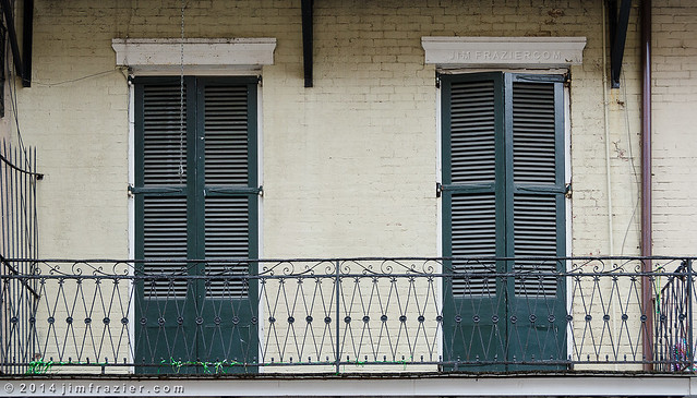 Doors of the French Quarter VI