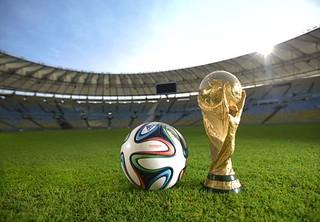 ブラジルW杯 決勝トーナメント組み合わせが確定