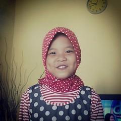My girl..