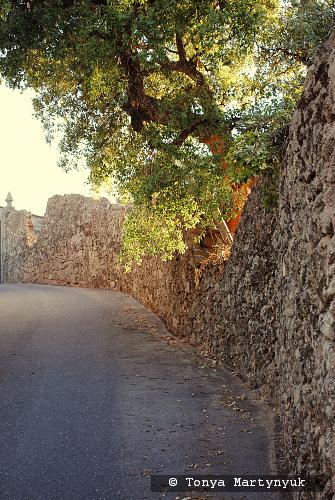 12 - провинция Португалии - маленькие города, посёлки, деревушки округа Каштелу Бранку