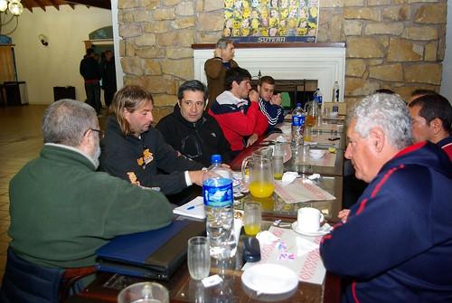 Sportivo Barracas - Víctor Santa María - Final de la pretemporada