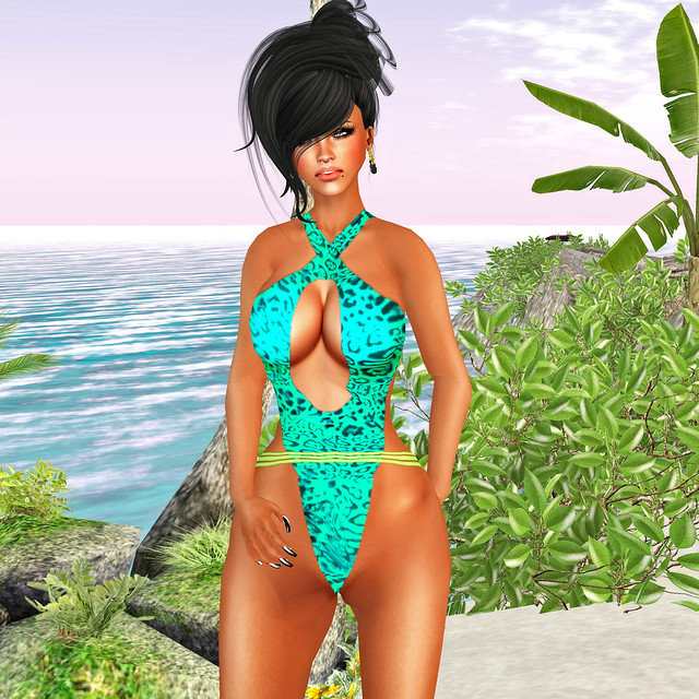She Who Dares : Swimsuit Collection 2014