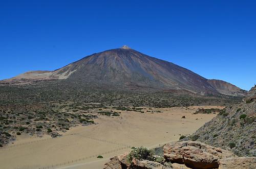 Mount Teide, La Fortaleza, Tenerife