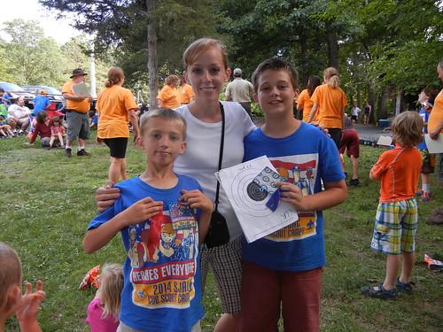 June 27 2014 Cub Scout Day Camp