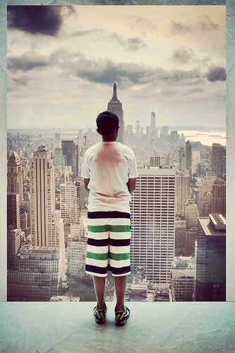 new york city travel sky cloud newyork clouds travels skies view exploring platform explore nephew sight traveling sights