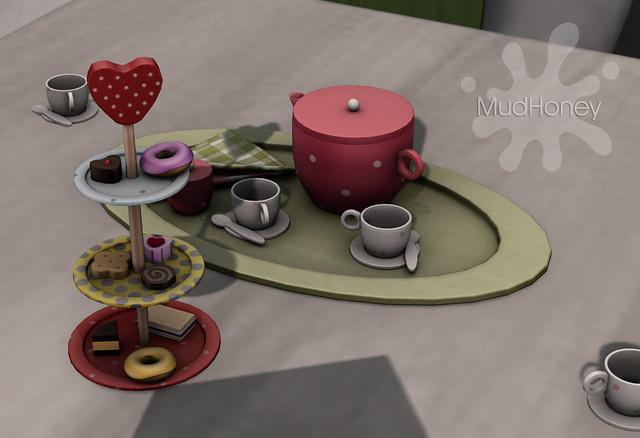 mudhoney jesse tea party