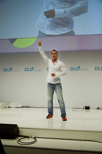 "DLDw14 Conference – ""Relevance!"" – Munich, Germany, July 2014 © Sorin Morar"