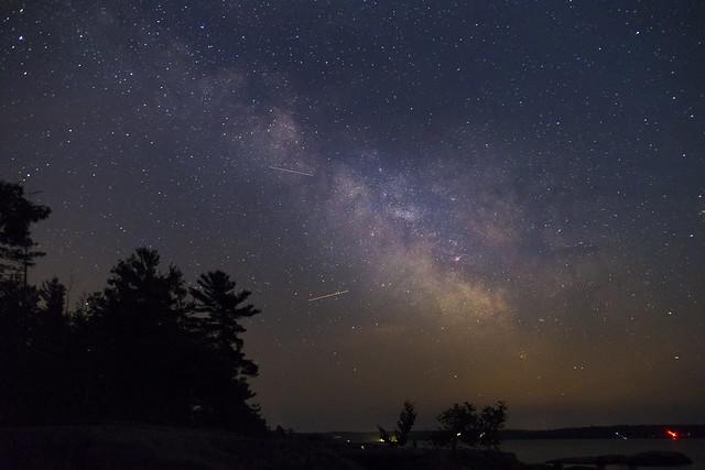 Night sky and shooting stars? - Explored! #452