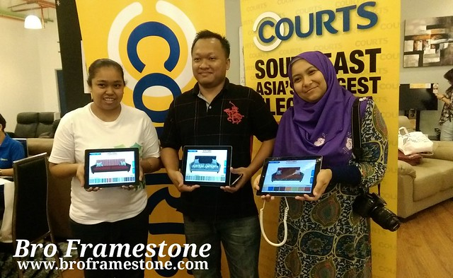 Courts Malaysia Blogger ID Workshop