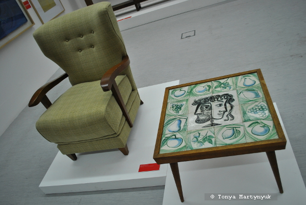 16 - Maria Keil - выставка в Каштелу Бранку