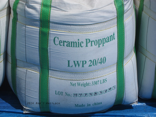 Bagged Ceramic Proppant