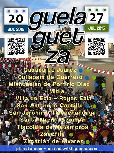 Guelaguetza 2015
