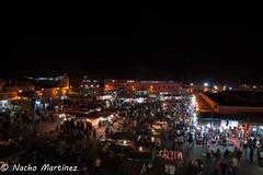 La oscura Marrakech