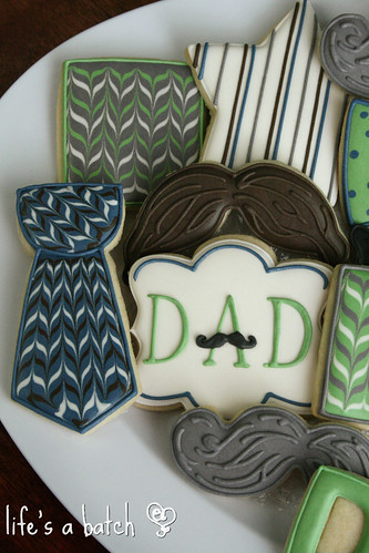 Father's Day cookies.