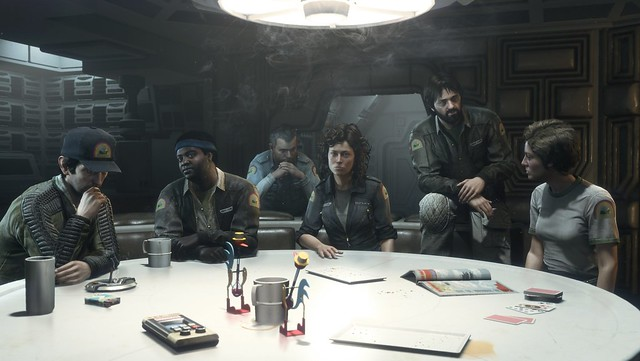 Alien: Isolation -- Crew Expendable