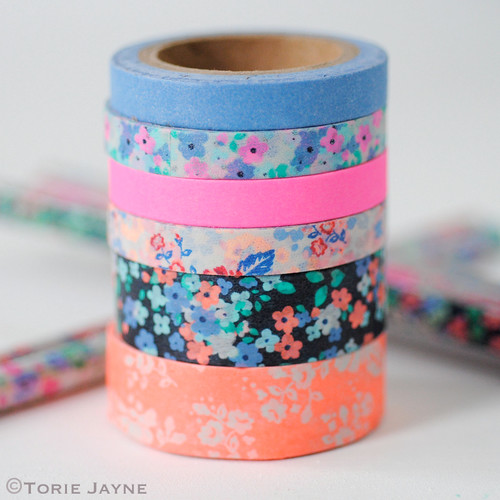 Washi tape from Hema