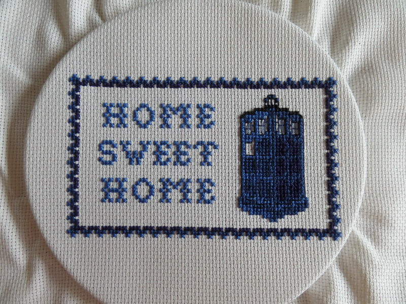 Home Sweet Home Tardis